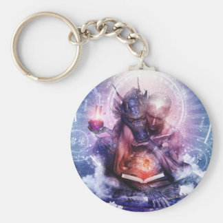 New Age Art Stuff Keychain