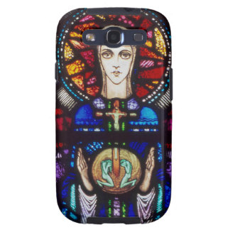 New Age Blessed Virgin Mary Samsung Galaxy S3 Cover