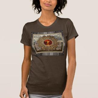 New Age Buddha photo collage T-Shirt