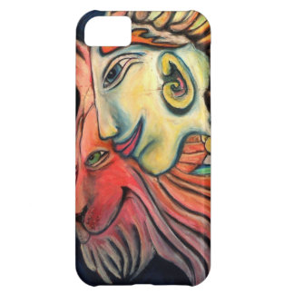 New Age Design Items Case For iPhone 5C