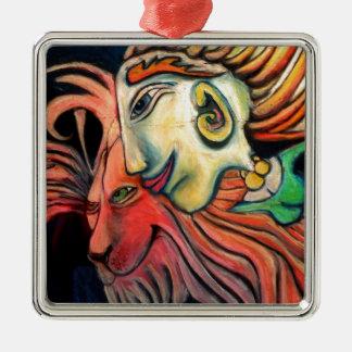 New Age Design Items Metal Ornament