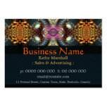New Age Fantasy Art Business card