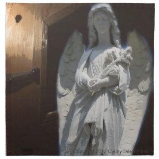 New Age Fantasy Napkin Set 4 Calling All Angels