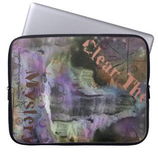 New Age Fantasy Pagan Spiritual Laptop Mystery Laptop Sleeves