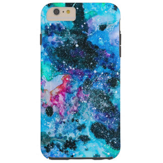 New Age Galaxy iPhone Case By Megaflora