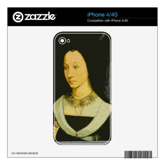 New Age Renaissance Art Skin For iPhone 4S