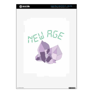 New Age Decals For iPad 3