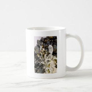 New Age Spiritual Crystal Rock Gemology Coffee Mug