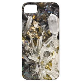 New Age Spiritual Crystal Rock Gemology iPhone SE/5/5s Case