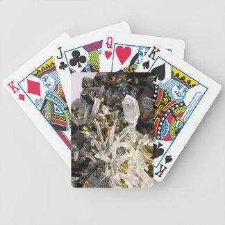 New Age Spiritual Crystal Rock Gemology Playing Cards