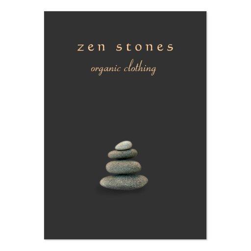 Spiritual healing business card templates page2 bizcardstudio new age zen stones chubby business card colourmoves