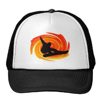 NEW AIR WAYS TRUCKER HAT