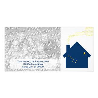 new alaska address card
