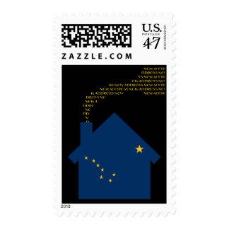 new alaska address stamp