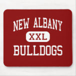 New Albany - Bulldogs - High - New Albany Mouse Pad