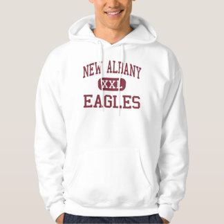 New Albany - Eagles - High - New Albany Ohio Hoodie