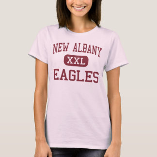 New Albany - Eagles - High - New Albany Ohio T-Shirt