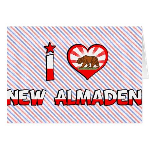 New Almaden, CA Greeting Card