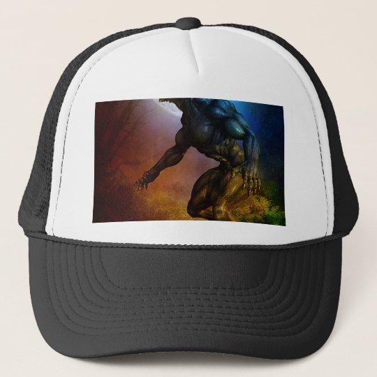 New Alpha Trucker Hat
