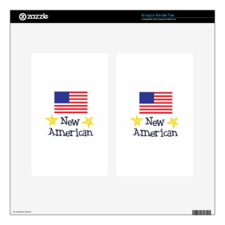NEW AMERICAN BABY KINDLE FIRE SKIN