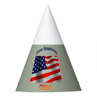 New American Citizen Party Hat