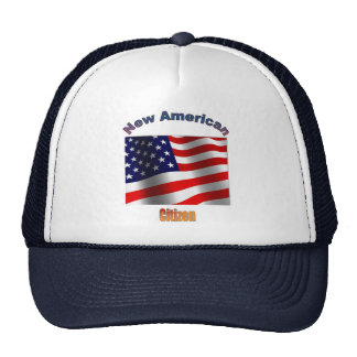 New American Citizen Trucker Hat