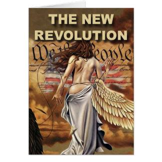 New American Revolution Notecards Card