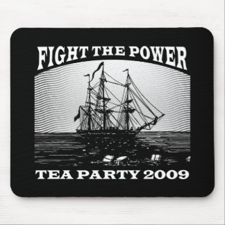 New American Tea Party 2009 Mouse Pad