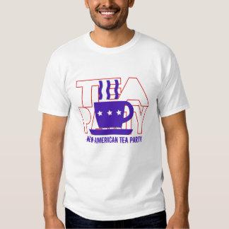 New American Tea Party T-shirt