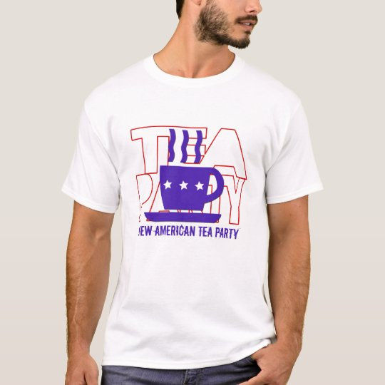 New American Tea Party T-Shirt