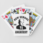 New Anarchist  --  Ludwig von Mises Bicycle Card Deck