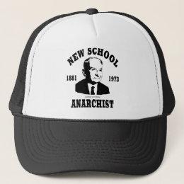 New Anarchist  --  Ludwig von Mises Trucker Hat