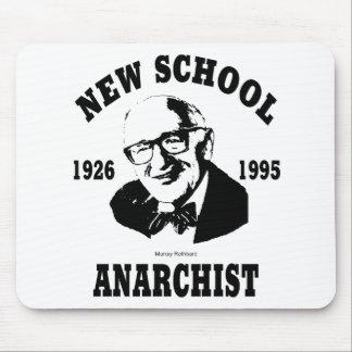 New Anarchist  --  Murray Rothbard Mouse Pad