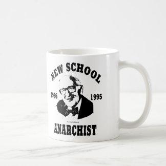 New Anarchist  --  Murray Rothbard Coffee Mugs
