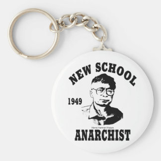 New Anarchists -- Hans-Hermann Hoppe Key Chains