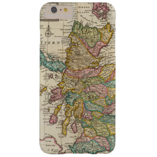 New and correct map of Scotland and the Isles Barely There iPhone 6 Plus Case