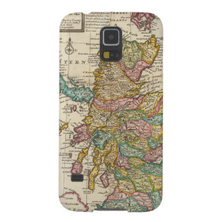 New and correct map of Scotland and the Isles Galaxy S5 Cover