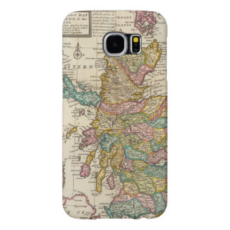 New and correct map of Scotland and the Isles Samsung Galaxy S6 Case