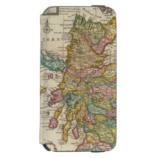 New and correct map of Scotland and the Isles Incipio Watson™ iPhone 6 Wallet Case