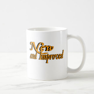 New And Improved (Style 2) Coffee Mug