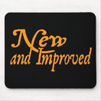 New And Improved (Style 2) Mouse Pad