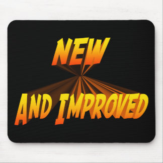 New And Improved (Style 3) Mouse Pad