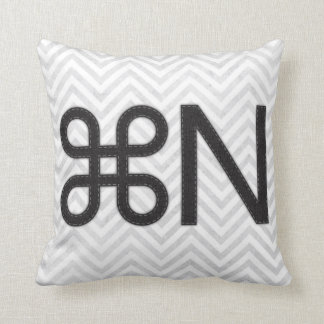 New Apple N Mac Pillow