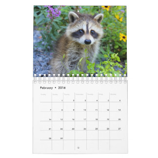 NEW ARC Wildlife calendar