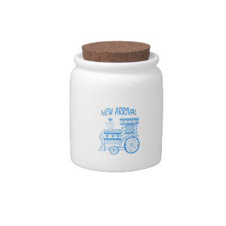 New Arrival Candy Jars