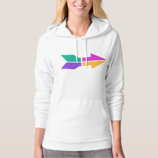 New ARROW : Direction Compass Attitude LOWPRICE Hoodie