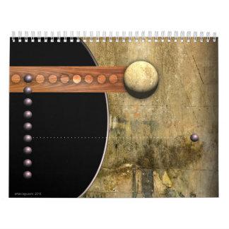 new arteology 2010 calendar