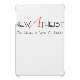 New Atheist old ideas new attitude iPad Mini Covers