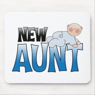 New Aunt Gift Mouse Pad