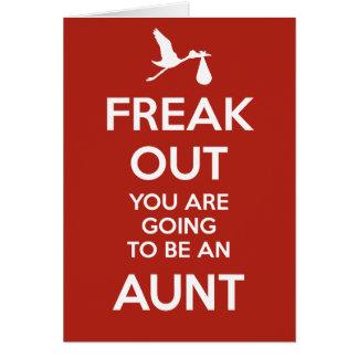 New Aunt Pregnancy Announcement